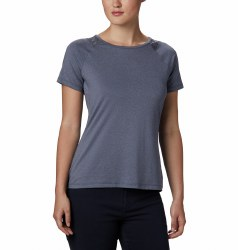 Columbia Peak To Point T Shirt S Noctural Heather