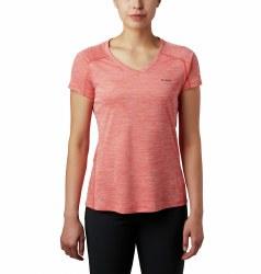 Columbia Zero Rules Shirt XL Bright Poppy
