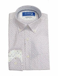 Fishers Floral Shirt M White