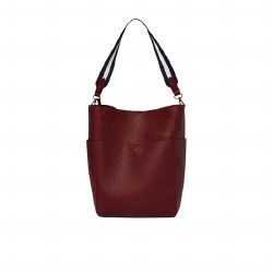 Joules Wayfield Bright Handbag Berry