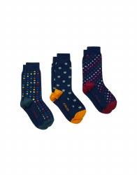 Joules Mens Striking Sock Set