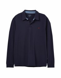 JL Woodwell Polo Top L Navy