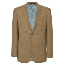 Magee Herringbone Tweed Jacket