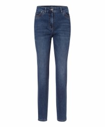 Olsen Mona Slim Jeans 18 Blue Denim