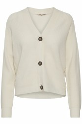 Part Two Aimee Cardigan XXL Whitecap Grey