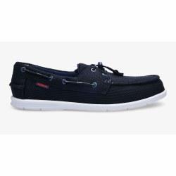 Sebago Naples Tech Shoes 9  Navy