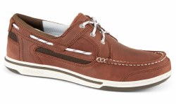 Sebago Triton three Eye Shoes 10 UK Brown