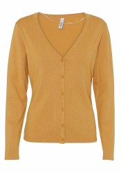 Soya Concept Dollie Cardigan M Yellow
