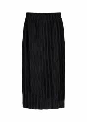 Soya Concept Pleated Skirt L Black