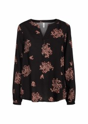 Soya Concept Floral Print Blouse S