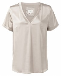 YAYA SAtin T Shirt 10 Beach Sand