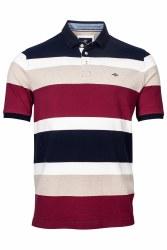 Baileys Block Stripe Polo