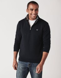 Crew 1/4 Zip Sweatshirt