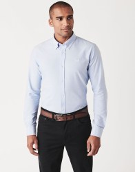 Crew Slim Oxford Shirt