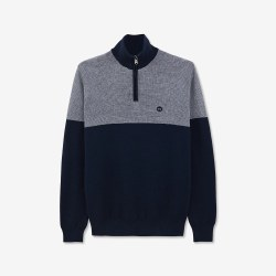 Eden Park Qxford Quarter Zip