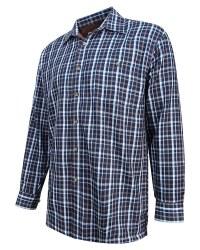Hogg Bark Fleece Lined Shirt S