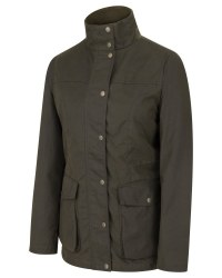 Hoggs Caledonia Ladies Wax Jacket S