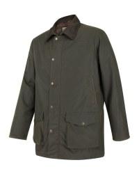 Hoggs Caledonia Mens Wax Jacket M