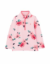 Joules Fairdale Jumper 3 yrs Pink Floral