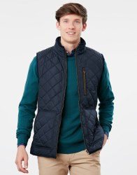 Joules Halesworth Quilted Gilet