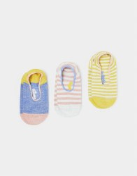 Joules Invisible Lurex Socks