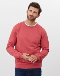 Joule Quay Jumper L Medium Rose
