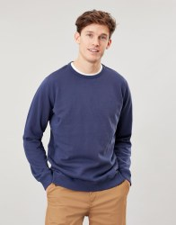 Joule Quay Jumper L Buckingham Blue
