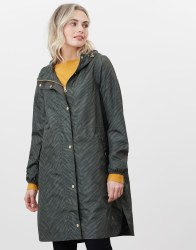 Joules Waybridge Raincoat 8 Green