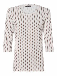 Olsen Spotty Top 10 Brown
