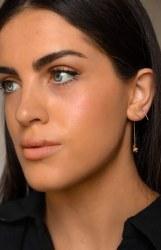 Paperchain Adele Thread Earrings