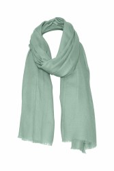 Part Two Huma Scarf Granite Green