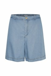 Part Two Iluna Chambray Shorts