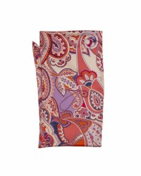 Powder Neck Scarf Paisley