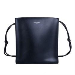 Red Cuckoo Square Shoulder Bag