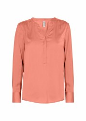 Soya Concept Blouse S Coral