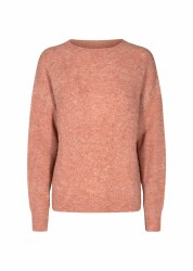 Soya Concept Cable Jumper M Coral