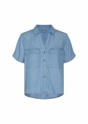 Soya Concept Chambray Shirt