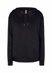 Soya Concept Relaxed Hoodie M Black