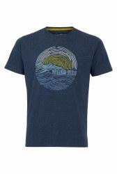 Weirdfish Ocean T-shirt