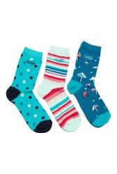 Weirdfish Parade Sock Pack