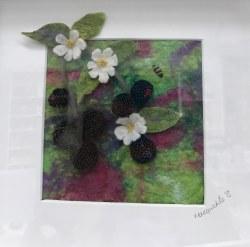 Marguerite Briggs - Felted Blackberry picture