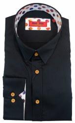 Wilson & Sloane Luke Shirt XL Black