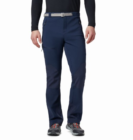 Columbia Titan Ridge Trousers 38  Navy