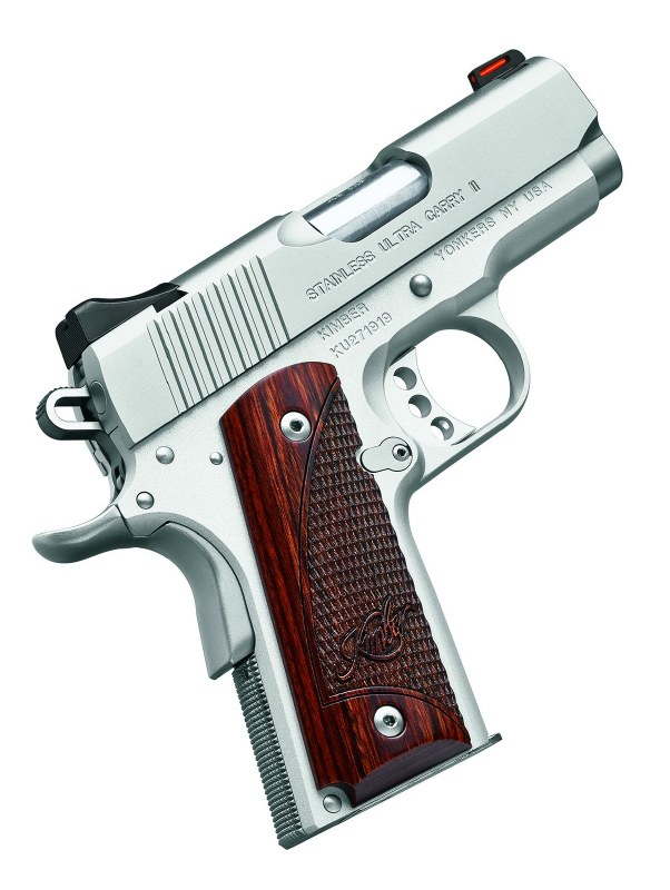 Kimber 1911 Stainless Ultra Carry II 9MM