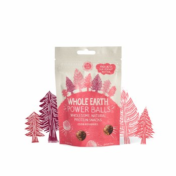 Goji & Red Berries Power Balls