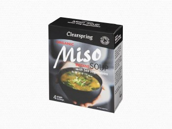 Organic Japanese Miso Instant Soup