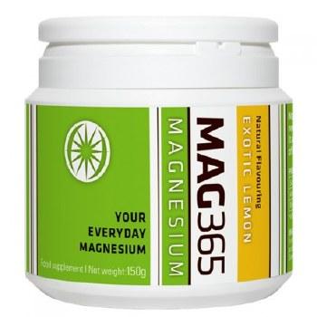 Magnesium Powder Exotic Lemon Flavour