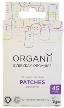 Organic Assorted Cotton Patches