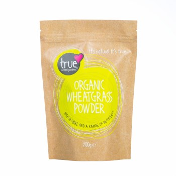 True Org Wheatgrass Powder
