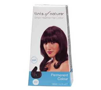 Permanent Hair Colour - 4M Medium Mahogany Brown